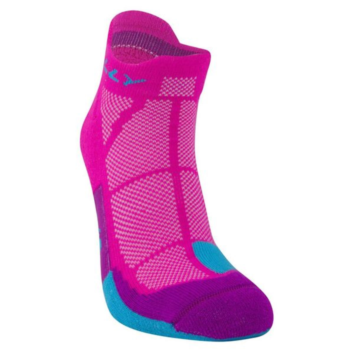 Socquettes Femme Hilly Cushion - S FPink/Blue/Thistle  Chaussettes
