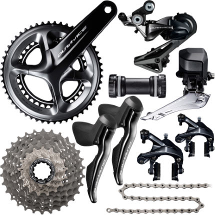 856f9985e6f Wiggle | Shimano Dura-Ace R9150 Di2 Groupset | Groupsets