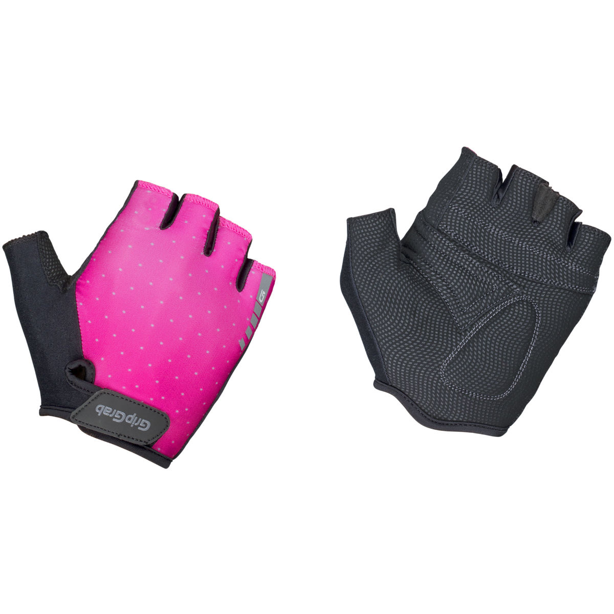 Gripgrab Womens Rouleur Gloves - Xs Pink  Gloves