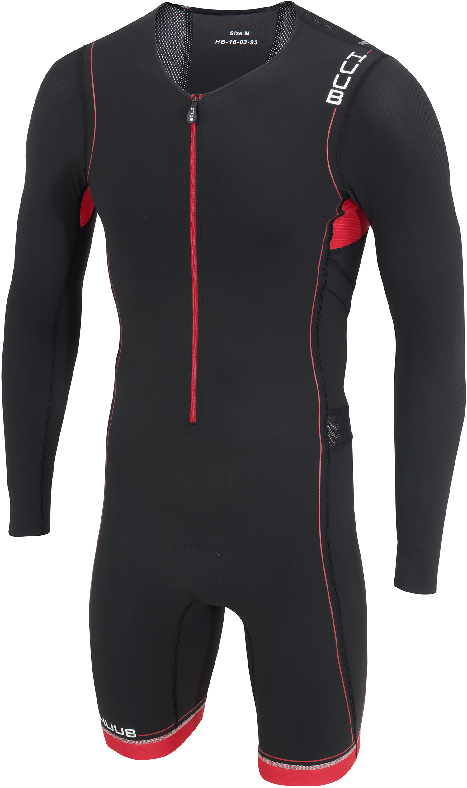 HUUB Core Full Sleeve Tri Suit | swim_clothes