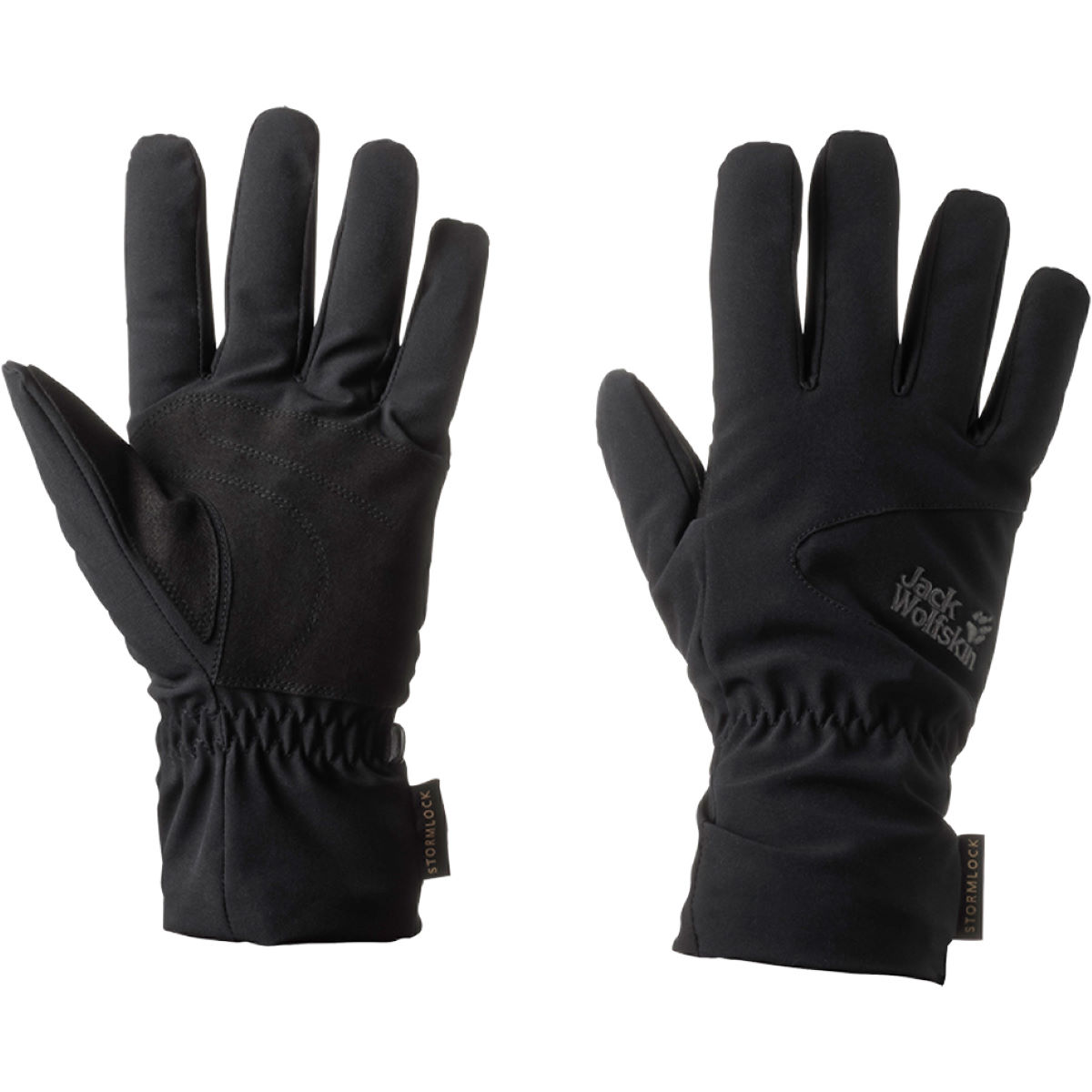 Image of Gants Jack Wolfskin Stormlock Highloft - Extra Large Noir | Gants