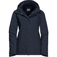 Jack Wolfskin Womens Echo Pass Jacket