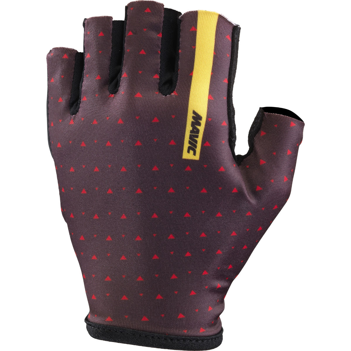 Gants courts Femme Mavic Sequence - M Fig/Hibiscus  Gants