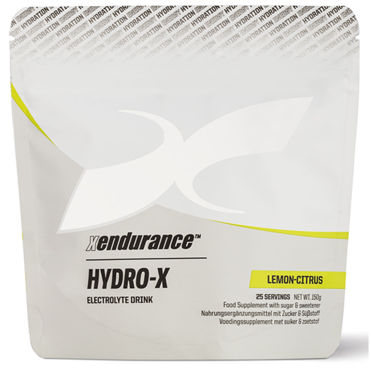 Image of Poudre Xendurance Hydro-X Hydration & Energy - 150g Citrus