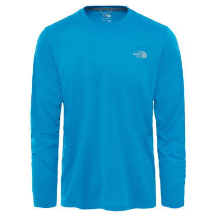 7b0591e7caed7 Wiggle   The North Face Reaxion Amp Long Sleeve Crew   Long Sleeve ...