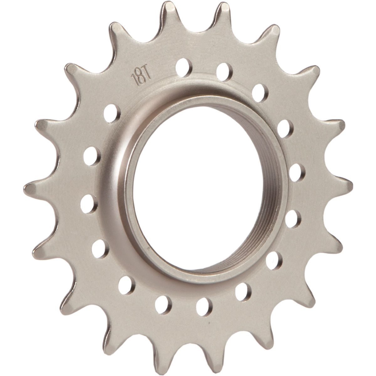 "Brand-X Brand-X 13t - 20t Fixed Gear Track Sprocket 1/8""   Cassettes"