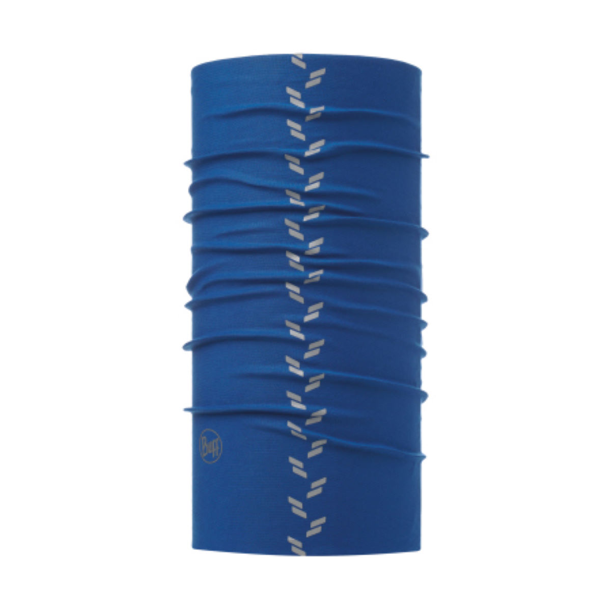 Braga de cuello Buff R-Solid Blue Skydiver (reflectante) - Bufandas