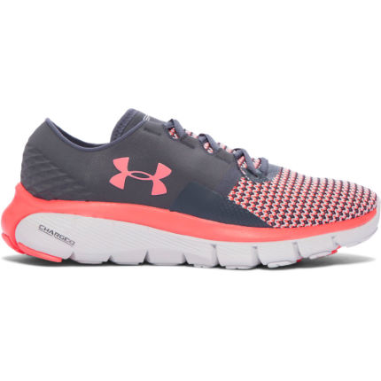 3d0c0d81e5f View in 360° 360° Play video. 1.  . 1. The Under Armour Women s Speedform  Fortis 2 Running Shoes ...