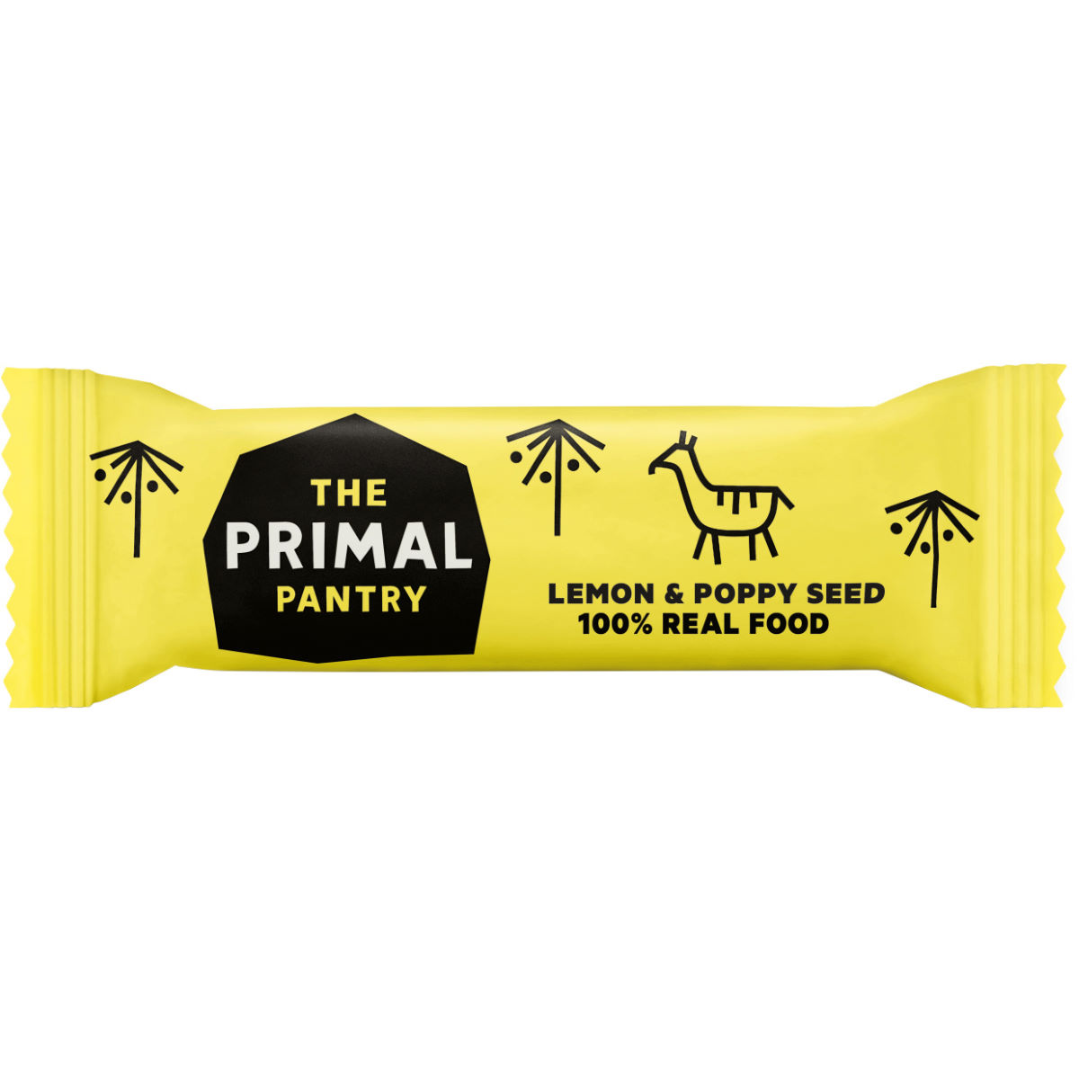 Image of Barres The Primal Pantry Raw Paleo - 41-60g Citron | Barres