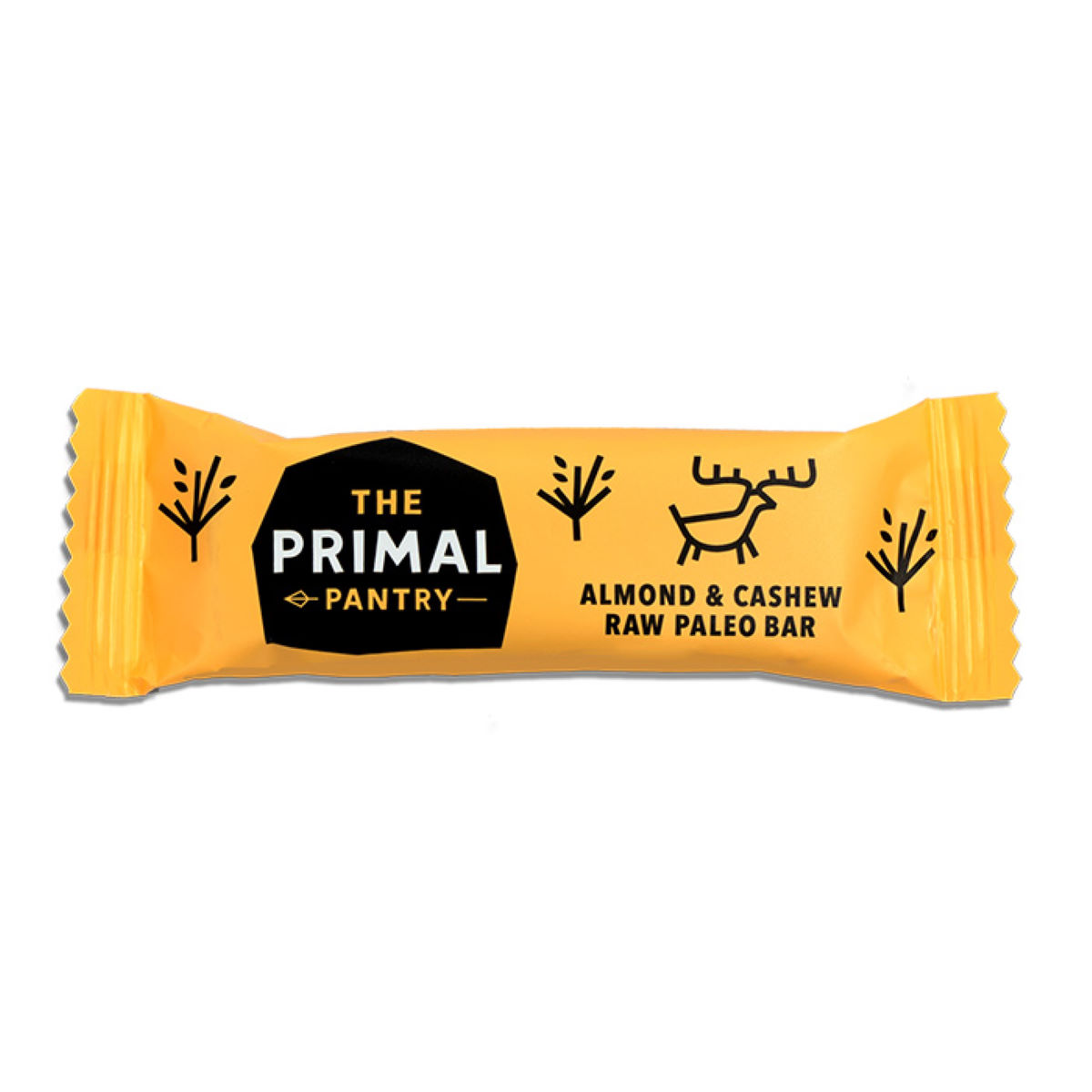 Image of Barres The Primal Pantry Raw Paleo - 41-60g Almond | Barres