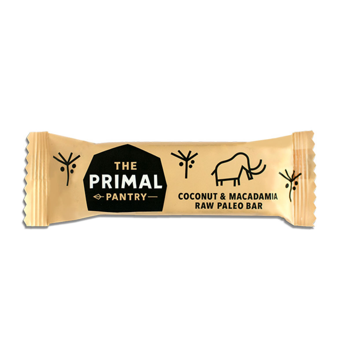 Image of Barres The Primal Pantry Raw Paleo - 41-60g Coconut | Barres