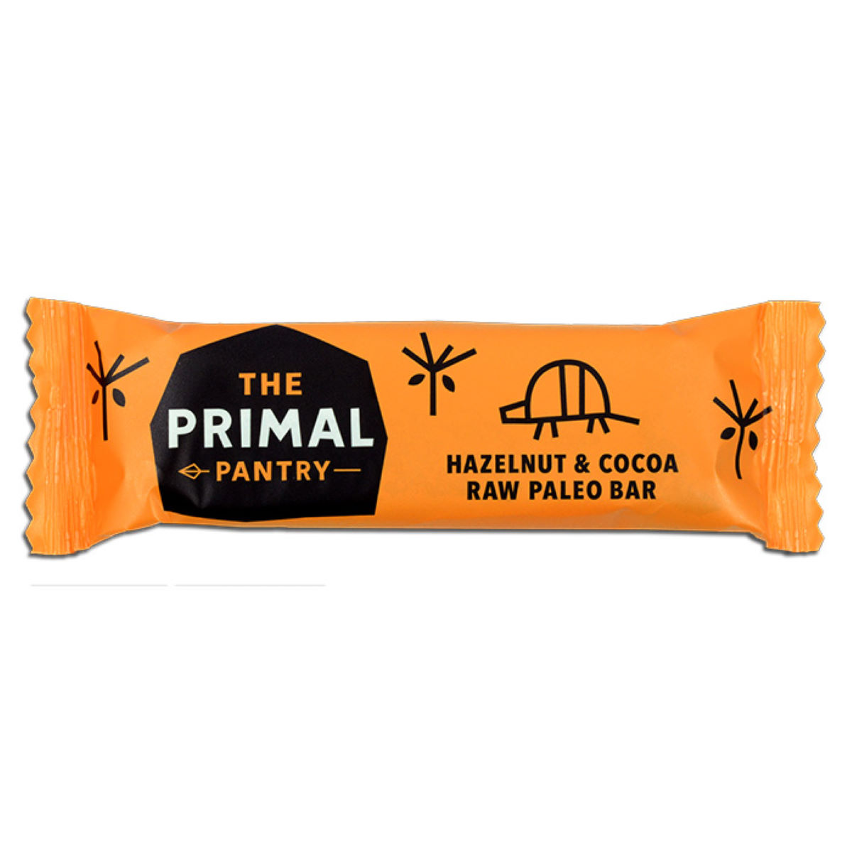 Image of Barres The Primal Pantry Raw Paleo - 41-60g Hazelnut | Barres