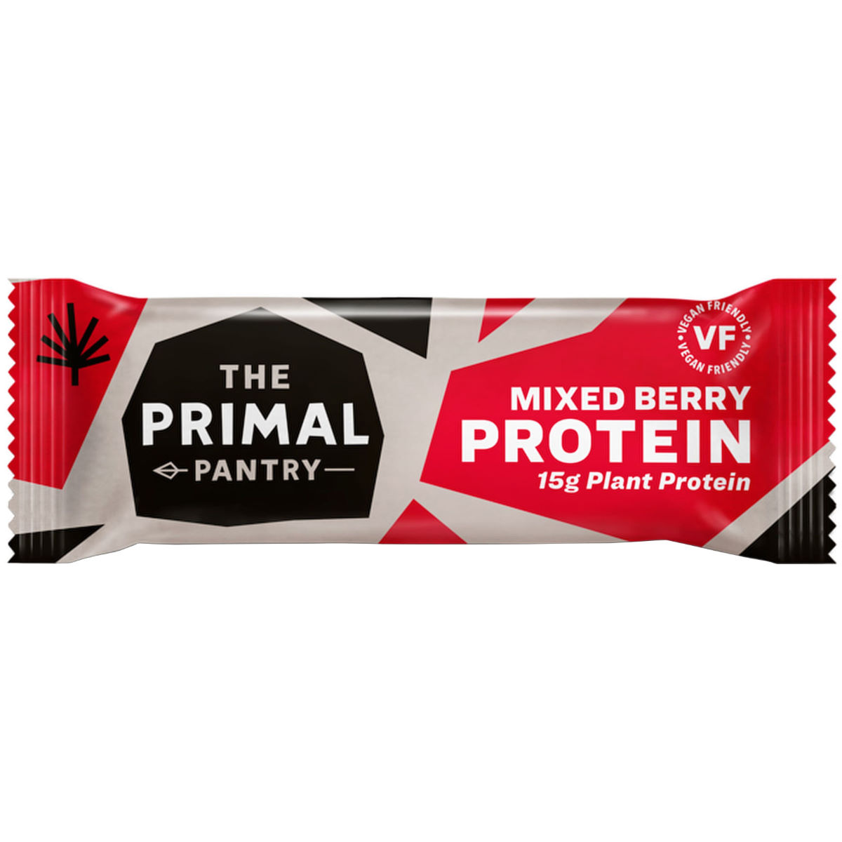 Image of Barres protéinées The Primal Pantry (15 x 55 g) - 41-60g Berry