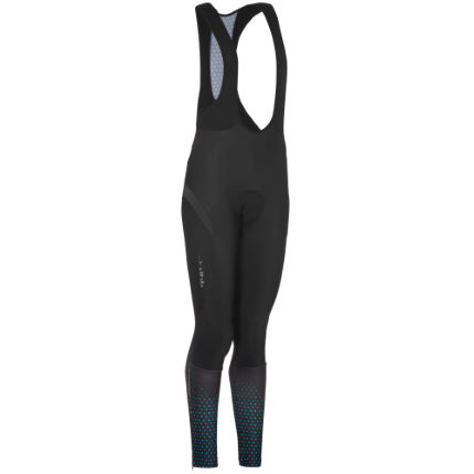 dhb Aeron FLT Womens Roubaix Print Bib Tight