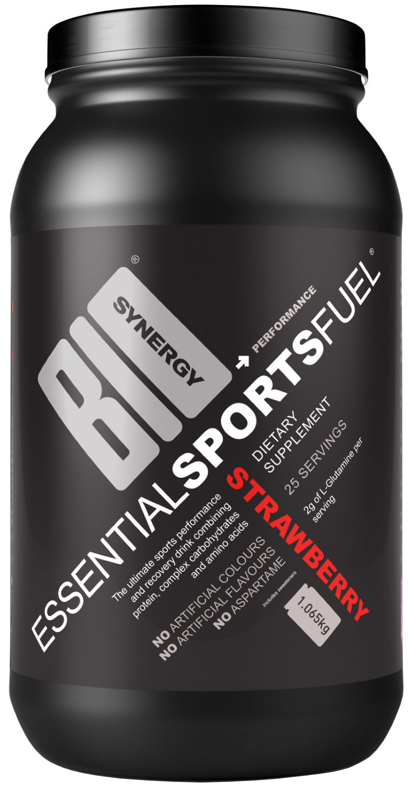 Bio-Synergy Essential Sports Fuel - 1.065kg | Kompressionstøj