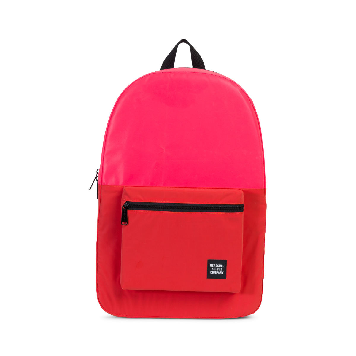 Image of Sac à dos Herschel (repliable) - One Size Neon Pink/Red | Sacs à dos