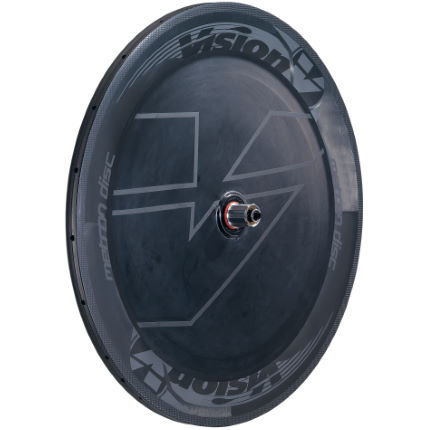 Vision Metron Disc Carbon Tubular Rear Wheel