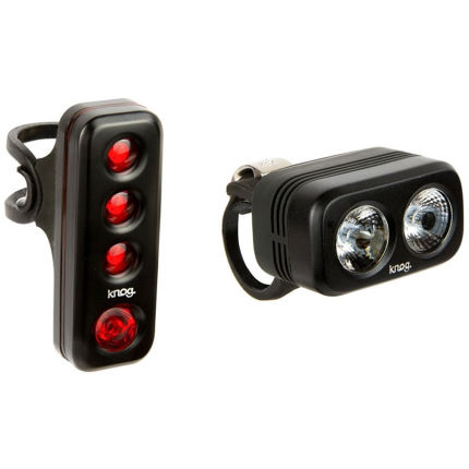 Knog Blinder Road 250 Lumen Front and Rear Light Set