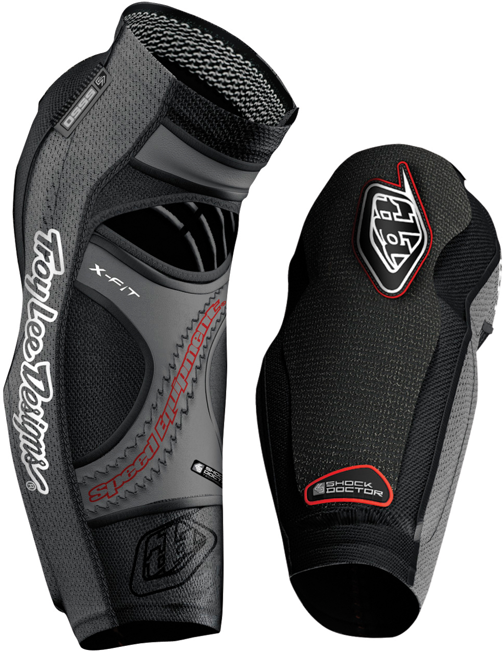 Troy Lee Designs 5550 Elbow/Forearm Guards | Amour