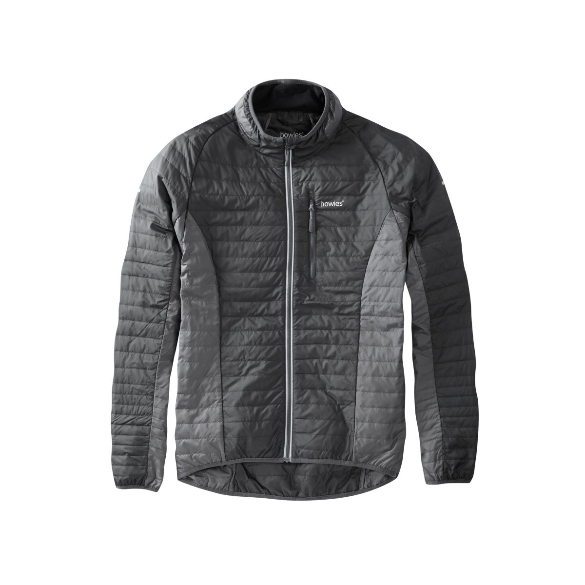 Veste howies Bryant Wadded (polyester recyclé) - M Pirate Black