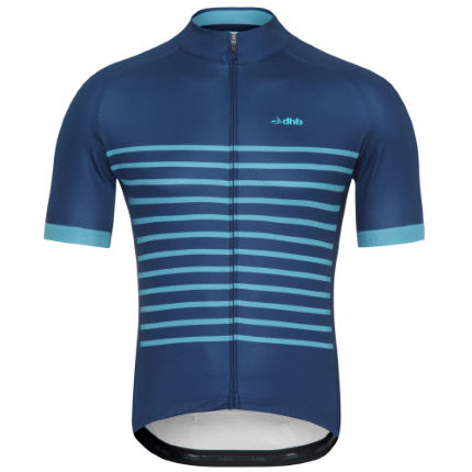 View in 360° 360° Play video. 1.  . 1. dhb s Classic Short Sleeve Breton  Jersey ... a9bc831b4