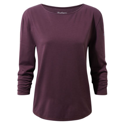 Craghoppers Women's Delamere Long Sleeved Top