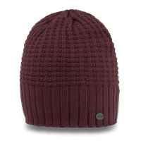 Craghoppers Unisex Brompton Waffle Knit Beanie Hat