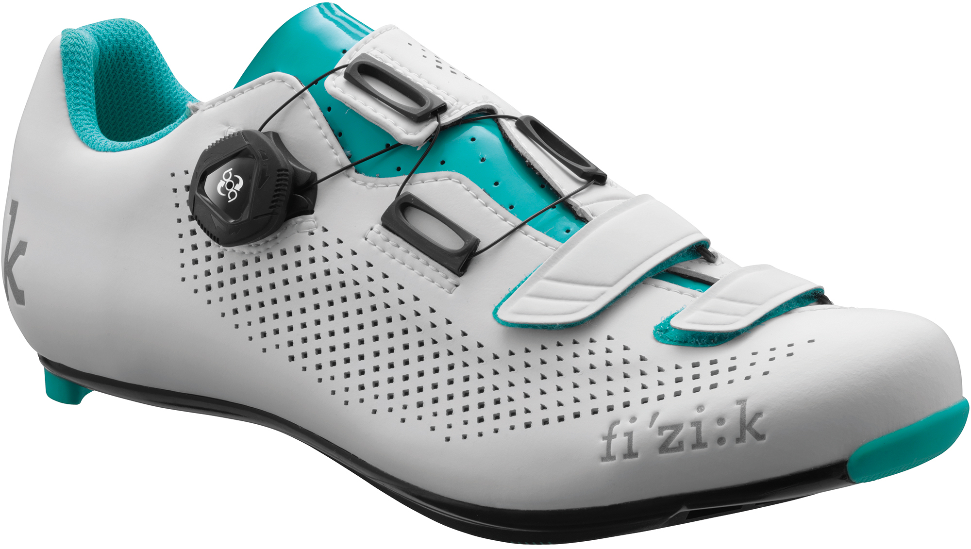 Fizik R4B Donna Cykelsko - Dame | Shoes and overlays