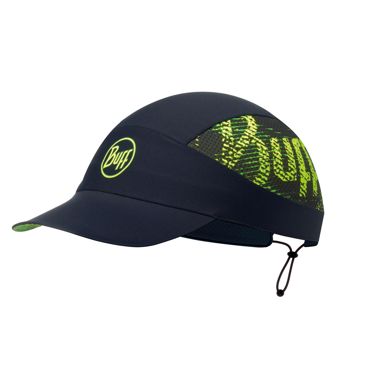 Wiggle Com Buff Pack Run Cap Flash Logo Black Hats
