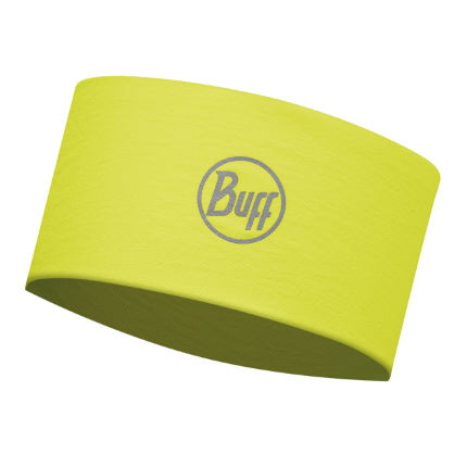Buff UV Headband (Yellow Fluro)