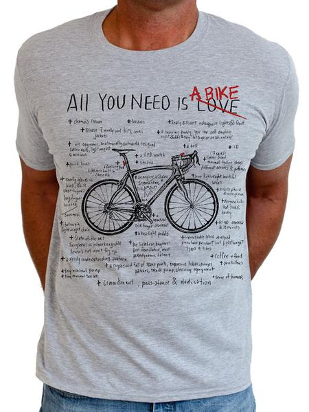 Cycology All You Need T-shirt | Trøjer