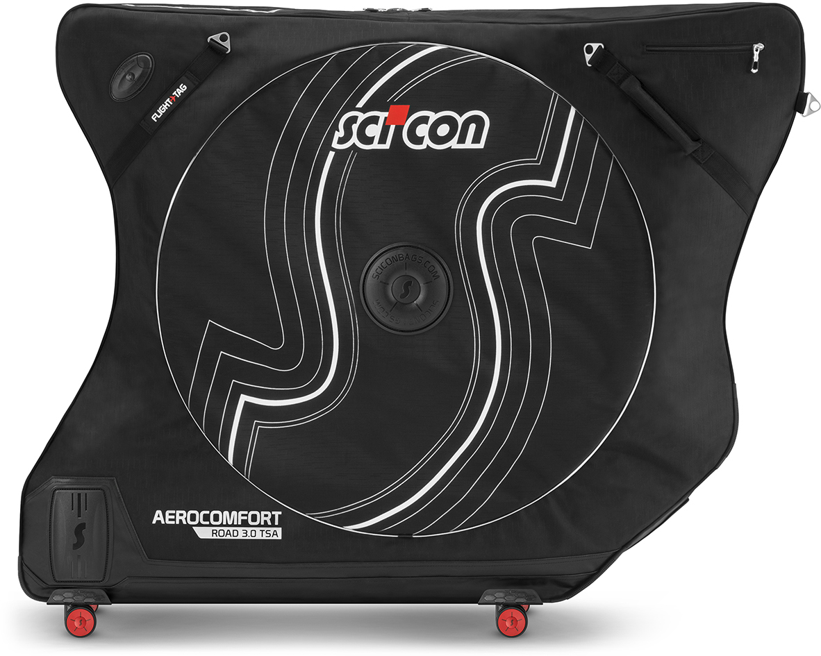 Scicon AeroComfort 3.0 TSA Bike Travel Bag | Cykelkuffert