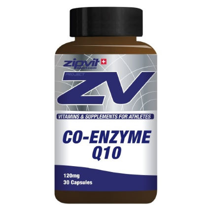 ZipVit Sport Co-Enzyme Q10 (120mg) - 30 Capsules