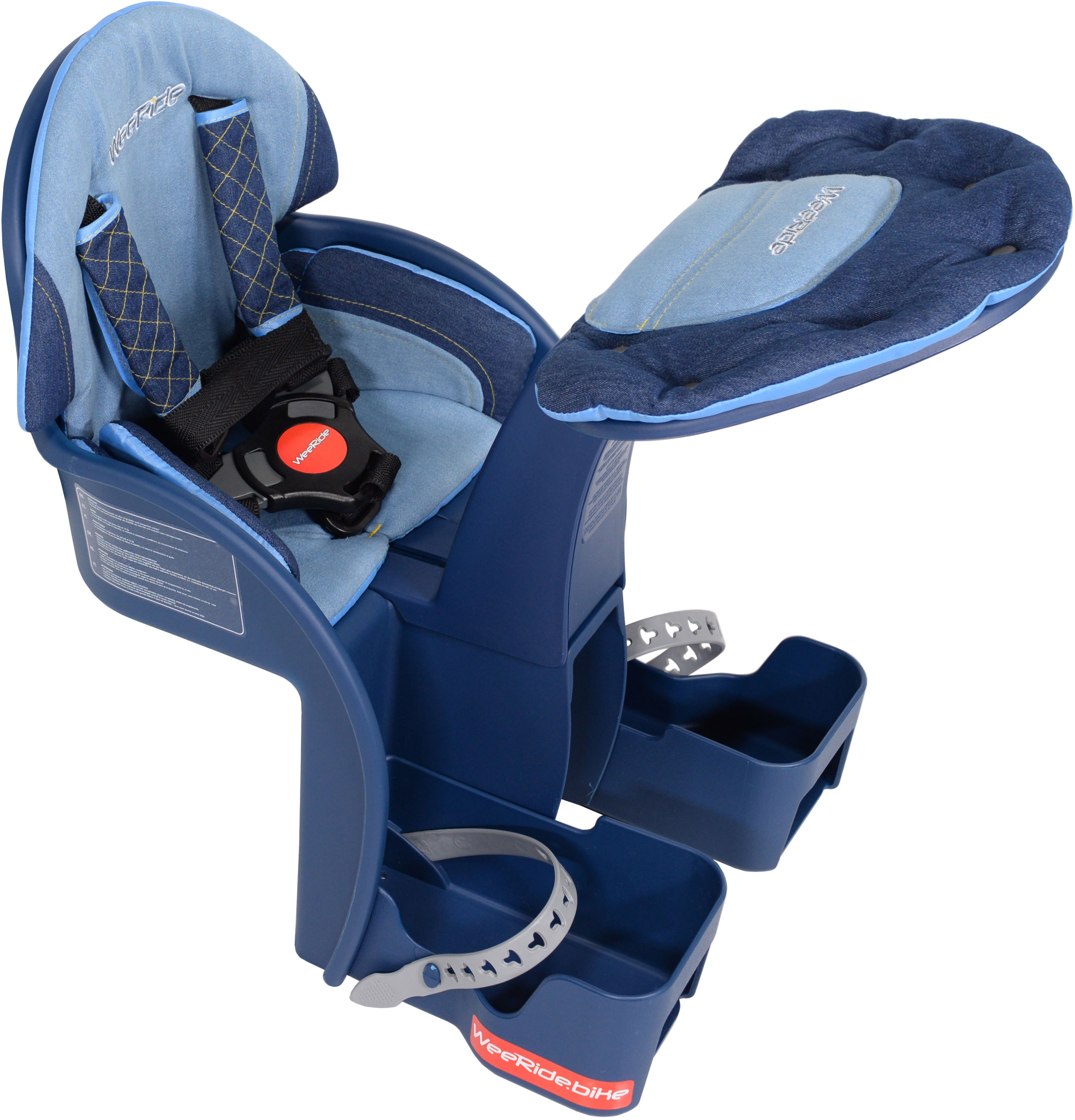 Details about  /WeeRide Kangaroo Front-Facing Child Bike Seat Shipped promptly