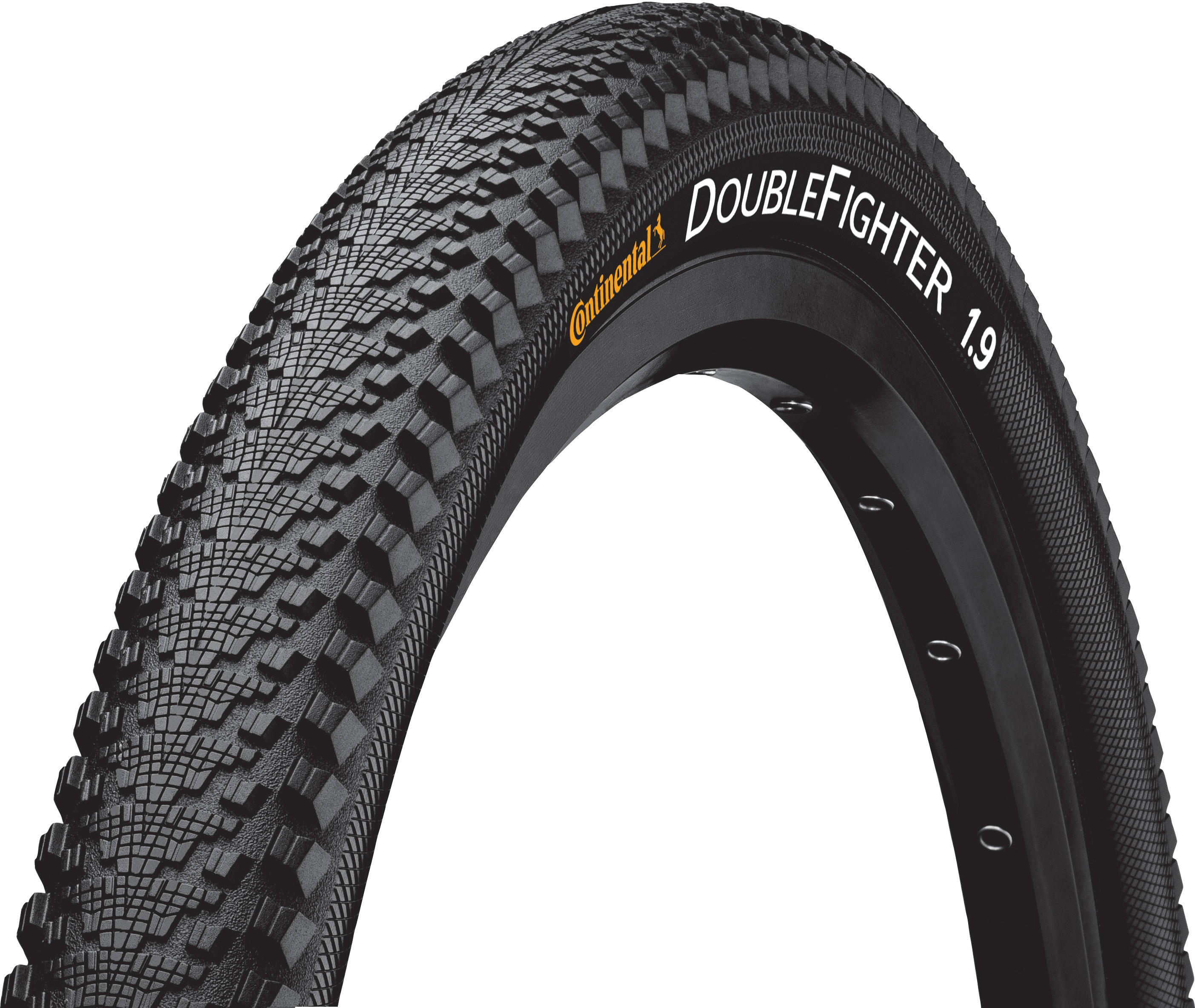 Continental Double Fighter III Touring Tyre | Tyres