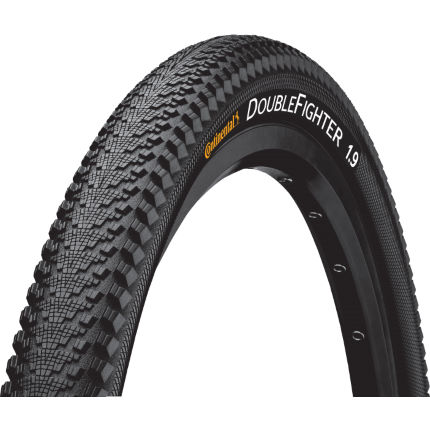 Continental Double Fighter III Touring Tyre