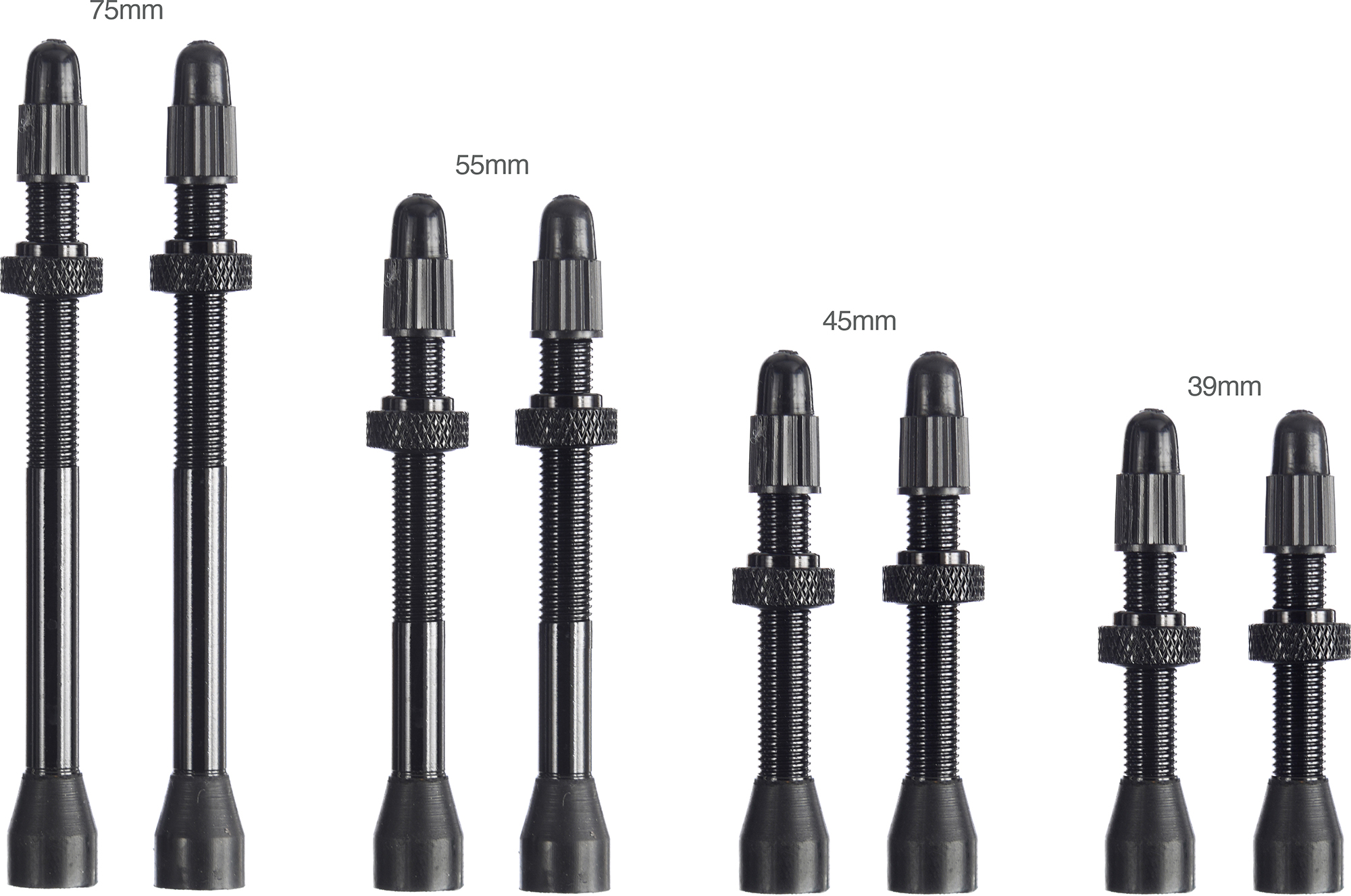 Works w// St Tubeless Road /& MTB 10-Pack Hot Universal Valve Core