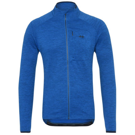 dhb Trail Long Sleeve Thermal Zip Jersey