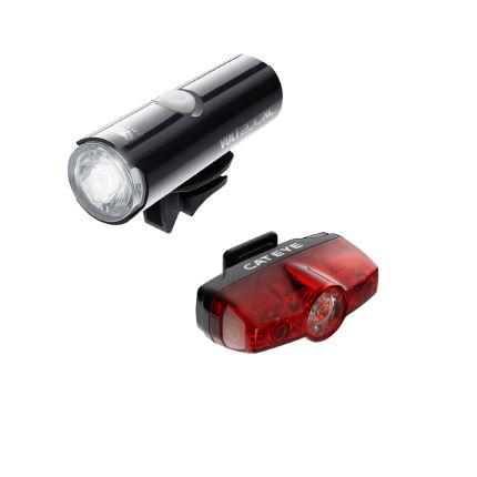 Cateye Volt 200 Xc / Rapid Mini Light Set