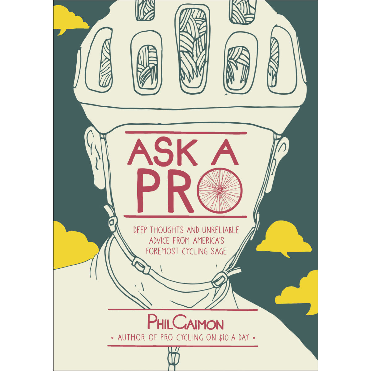 Image of Livre Cordee « Ask a Pro - Deep Thoughts and Unreliable Advice » (en anglais)