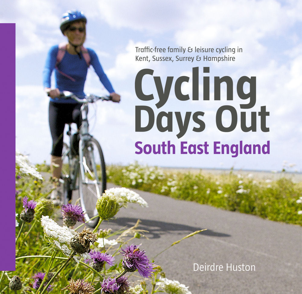Wiggle | Cordee Cycling Days Out South East England | Books | Books