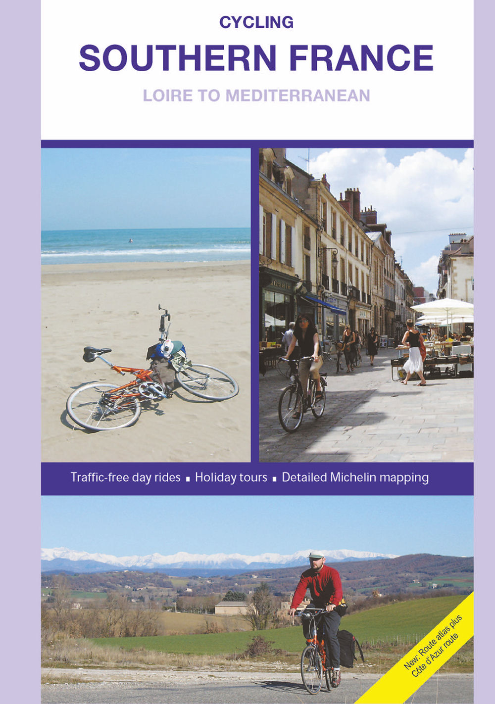 Wiggle | Cordee Cycling Southern France | Books | Books