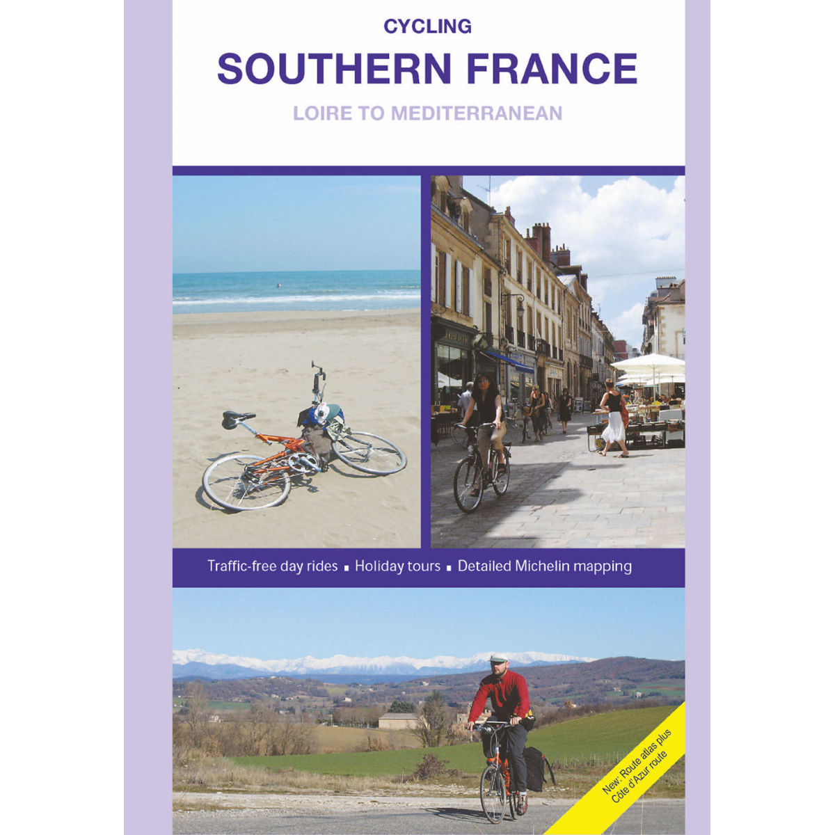 Image of Livre Cordee Cycling Southern France (en anglais) - Taille unique