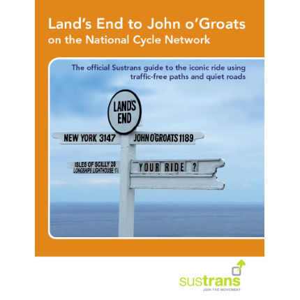 Cordee Land's End to John o'Groats on the National Cycle