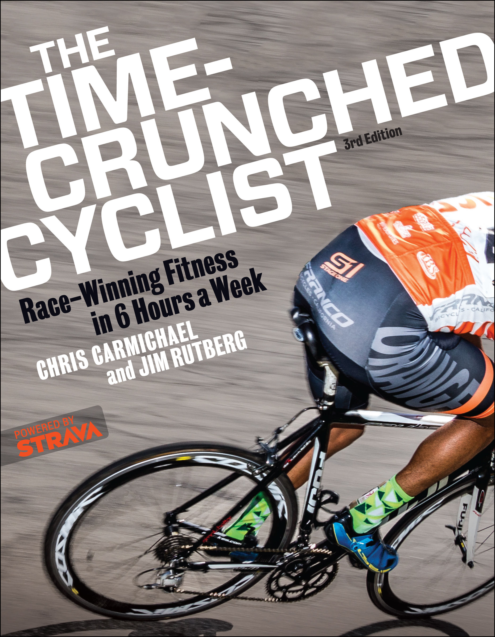 Cordee The Time Crunched Cyclist | Books