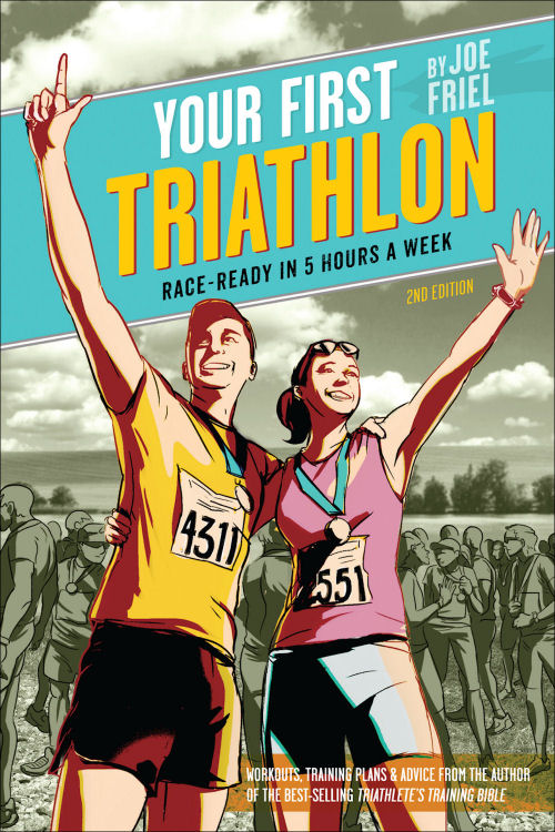 Cordee Your First Triathlon, 2nd edition | Bøger