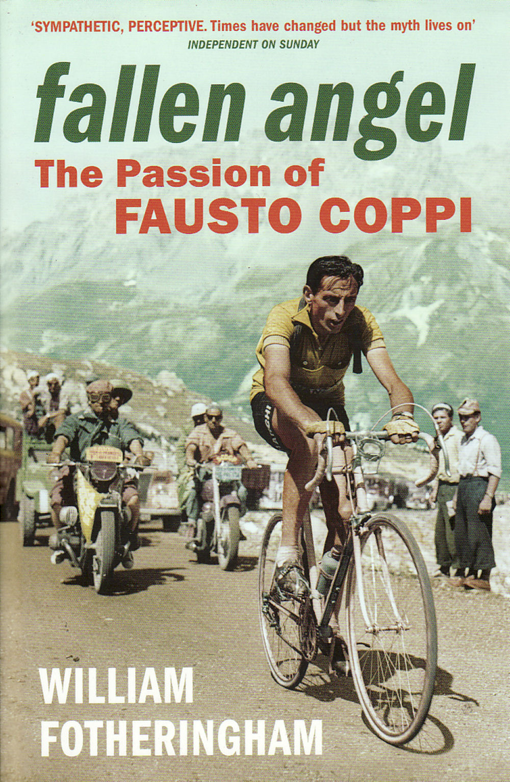 Cordee Fallen Angel: The Passion of Fausto Coppi | Bøger