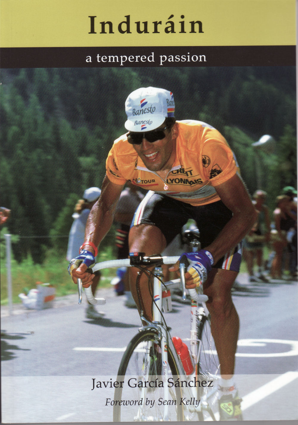 Cordee Indurain: A tempered Passion (engelsk) | Bøger