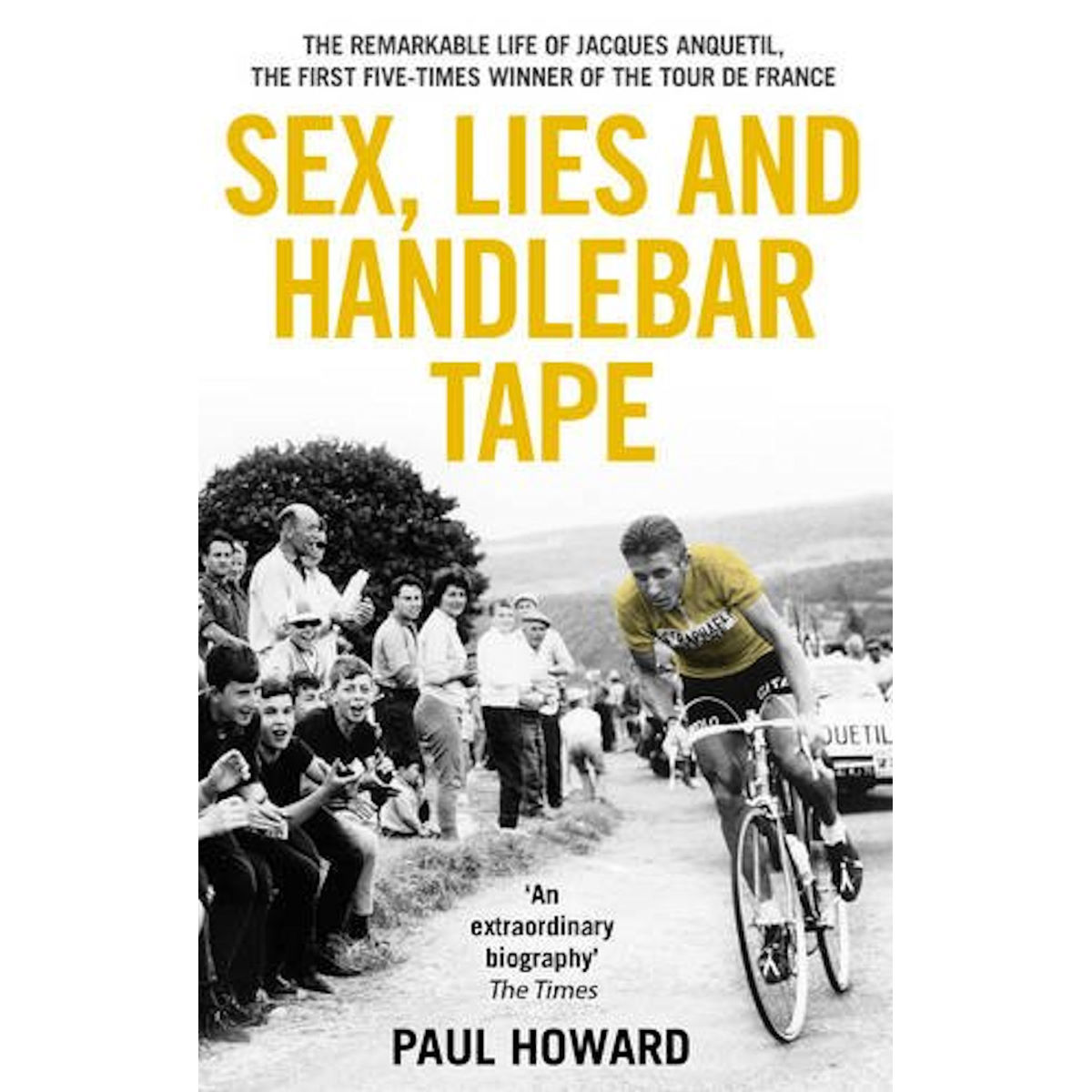 Cordee Sex, Lies & Handlebar Tape: The remarkable life of   Books