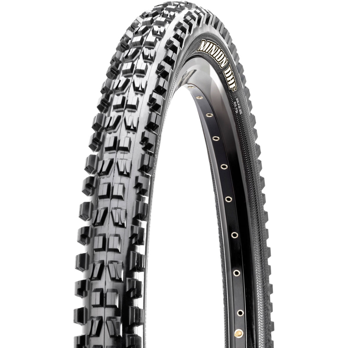Maxxis Minion DHF Wired MTB Tyre - Cubiertas MTB